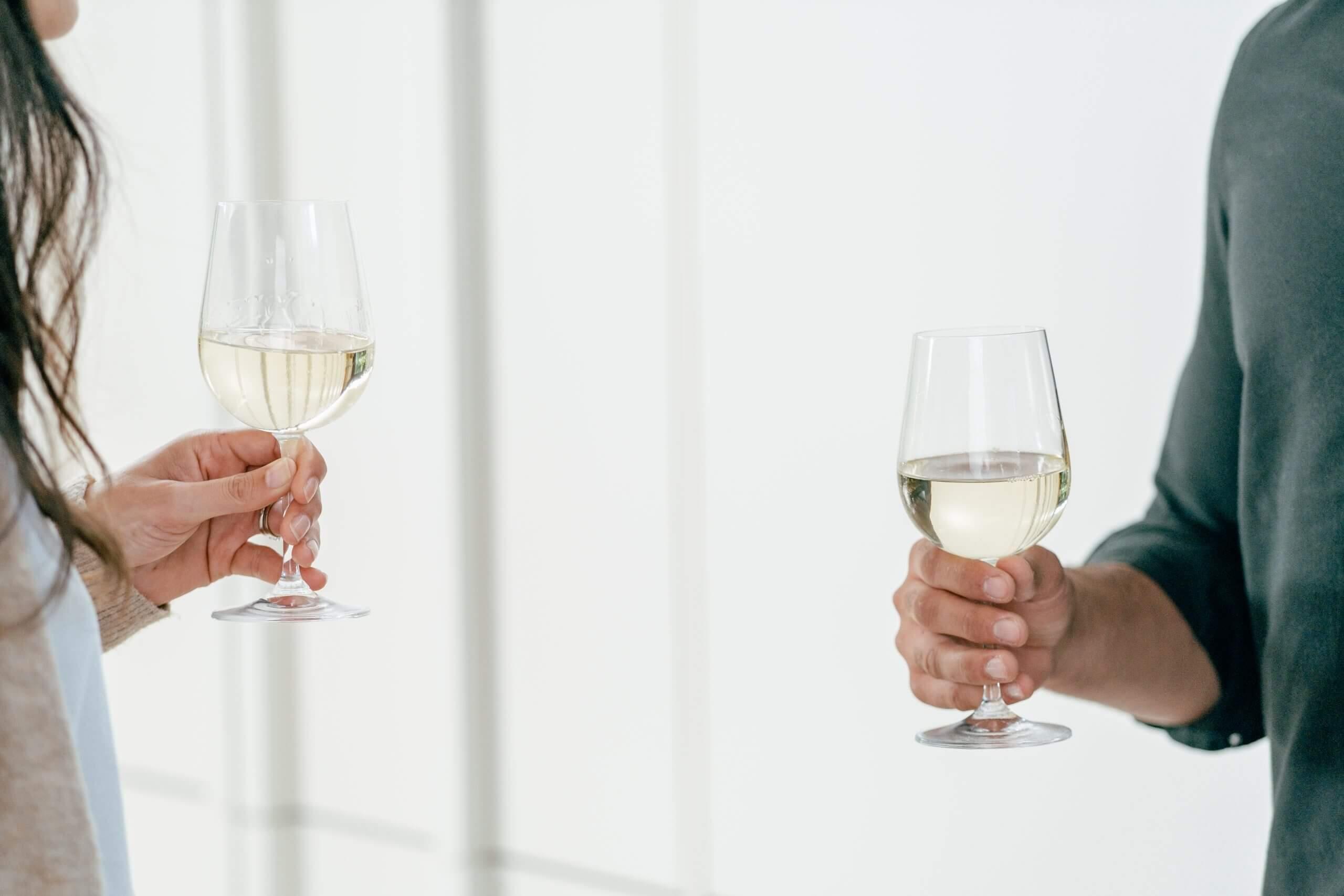 Stoneleigh Generic White Wine Glasses